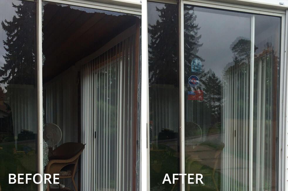 Broken Glass Door Replacement 1500 Trend Home Design 1500